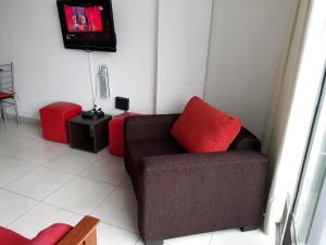 Departamento Luxor, Apartments  Villa Carlos Paz - big - 87