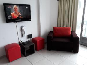 Departamento Luxor, Apartments  Villa Carlos Paz - big - 89