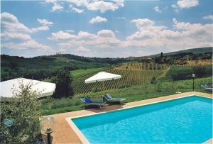 San Gimignano Villa Sleeps 6 Pool WiFi - AbcAlberghi.com