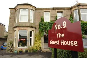 Albergues - No 9 The Guest House Perth