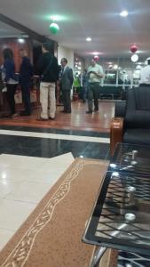 Mauritanie hôtel
