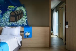 8 Icon Ao Nang Krabi, Отели  Ао-Нанг-Бич - big - 33