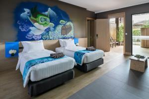 8 Icon Ao Nang Krabi, Отели  Ао-Нанг-Бич - big - 32
