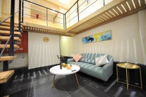 obrázek - 2 Brs Zen in Huangpu Apartment
