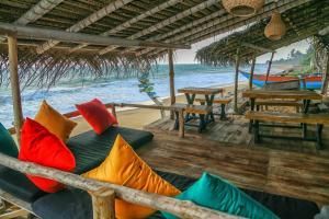 Auberges de jeunesse - Auberge Backpack Beach & Reggae Bar