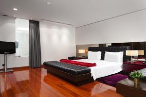 Hotel dos Zimbros, Hotely  Sesimbra - big - 63