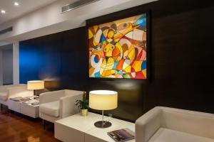 Hotel dos Zimbros, Hotely  Sesimbra - big - 50