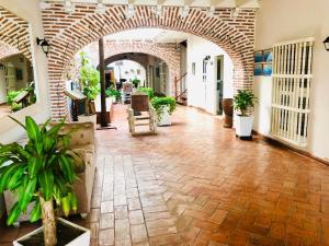 Casa Villa Colonial By Akel Hotels, Hotel  Cartagena de Indias - big - 57