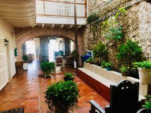 Casa Villa Colonial By Akel Hotels, Hotel  Cartagena de Indias - big - 65