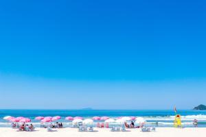 Beach Hotel Sunset, Hotely  Camburi - big - 38