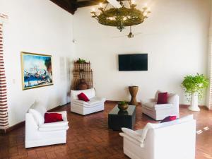 Casa Villa Colonial By Akel Hotels, Hotel  Cartagena de Indias - big - 61