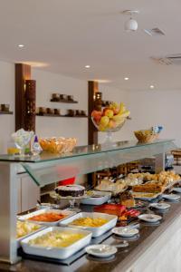 Beach Hotel Sunset, Hotely  Camburi - big - 37
