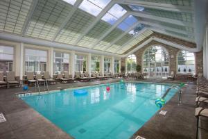 DoubleTree by Hilton Nanuet, Hotels  Nanuet - big - 9
