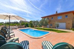 Vallcanera Villa Sleeps 8 Pool - Vilobí d'Onyar