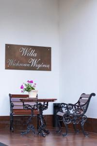 Willa Wichrowe Wzgorza