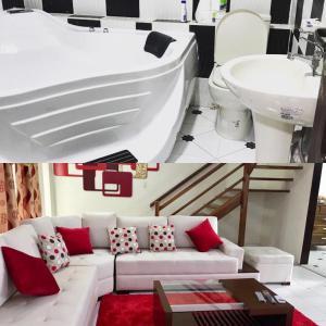 Moderno duplex apartamento a d..