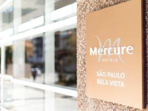 Mercure São Paulo Bela Vista, Hotels  São Paulo - big - 41