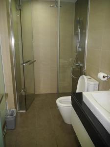 FlexiAsia BayView Apartment-Bora Resident, Ferienwohnungen  Johor Bahru - big - 52