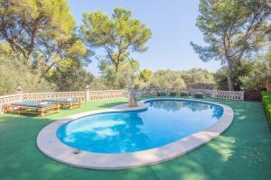 Rotes, Case vacanze  Cala Ferrera - big - 32