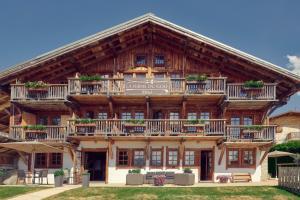 Location gîte, chambres d'hotes Ferme du Golf dans le département Haute Savoie 74