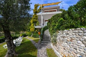 La Villa Fasano, Apartmánové hotely  Gardone Riviera - big - 186
