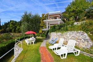 La Villa Fasano, Apartmánové hotely  Gardone Riviera - big - 182