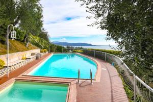 La Villa Fasano, Apartmánové hotely  Gardone Riviera - big - 181