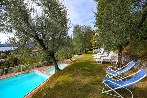 La Villa Fasano, Apartmánové hotely  Gardone Riviera - big - 175