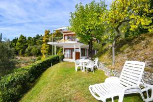 La Villa Fasano, Apartmánové hotely  Gardone Riviera - big - 172