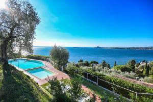 La Villa Fasano, Apartmánové hotely  Gardone Riviera - big - 170