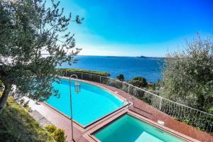 La Villa Fasano, Apartmánové hotely  Gardone Riviera - big - 185