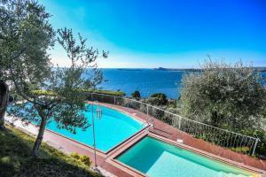 La Villa Fasano, Apartmánové hotely  Gardone Riviera - big - 167