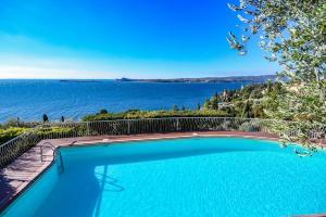 La Villa Fasano, Apartmánové hotely  Gardone Riviera - big - 174