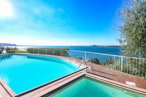 La Villa Fasano, Apartmánové hotely  Gardone Riviera - big - 166