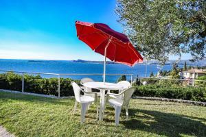 La Villa Fasano, Apartmánové hotely  Gardone Riviera - big - 195