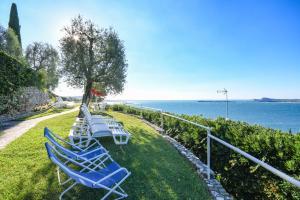 La Villa Fasano, Apartmánové hotely  Gardone Riviera - big - 164