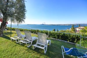 La Villa Fasano, Apartmánové hotely  Gardone Riviera - big - 163