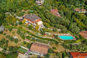 La Villa Fasano, Apartmánové hotely  Gardone Riviera - big - 192