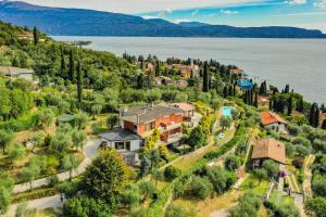 La Villa Fasano, Apartmánové hotely  Gardone Riviera - big - 190