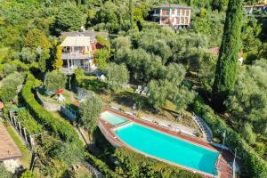 La Villa Fasano, Apartmánové hotely  Gardone Riviera - big - 197
