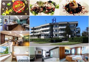 Hotel Gardenia, Hotely  Romano Canavese - big - 1