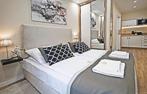 IRS ROYAL APARTMENTS Apartamenty IRS Browar Gdański