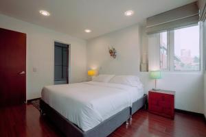 Gorgeous Chapinero Alto Apartment, Apartmány  Bogota - big - 8
