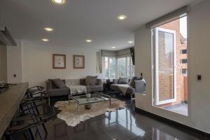 Gorgeous Chapinero Alto Apartment, Apartmány  Bogota - big - 12