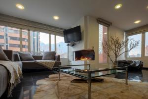 Gorgeous Chapinero Alto Apartment, Apartmány  Bogota - big - 13