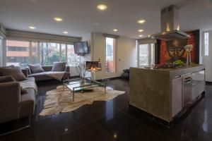 Gorgeous Chapinero Alto Apartment, Apartmány  Bogota - big - 15