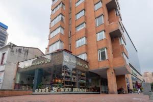 Gorgeous Chapinero Alto Apartment, Apartmány  Bogota - big - 17
