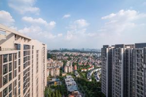 Rongyi Apartment, Apartmány  Kanton - big - 111