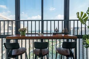 Rongyi Apartment, Apartmány  Kanton - big - 142