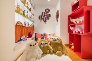 Rongyi Apartment, Apartmány  Kanton - big - 89